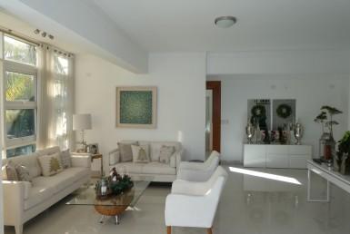 Apartamento super coqueto en Residencial Glamour-Santiago